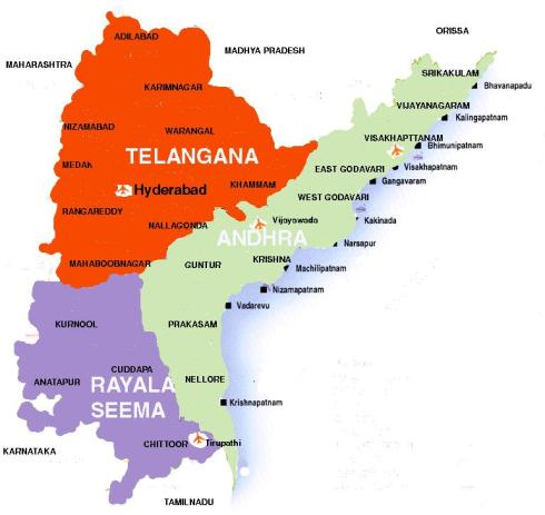 Why people are asking for TELANGANA?